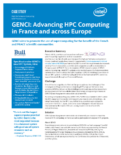 GENCI: Advancing HPC in Industry and More