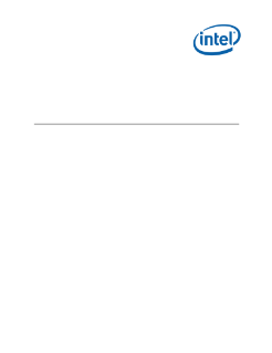 Intel® Xeon® Processor E5-2600 Product Family Uncore Performance Monitoring Guide