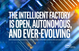 The Open, Autonomous, Ever-Evolving Intelligent Factory