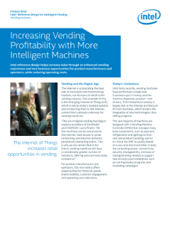 Increasing Vending Profitability with Intelligent Machines: Brief