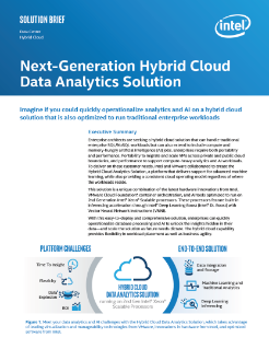 Next-Gen Hybrid Cloud Data Analytics Solution