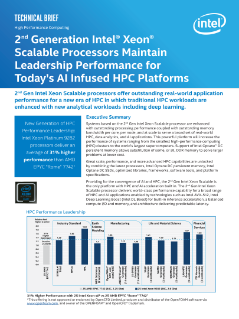 Accelerating the Convergence of AI and HPC