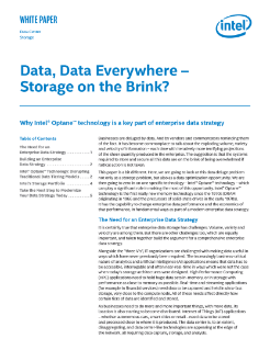 Building a Modern Data Strategy with Storage